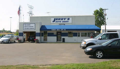 Collision Repair | Twin Cities, MN